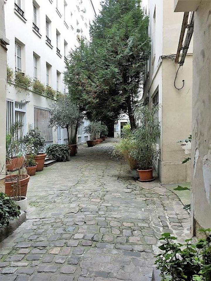 Image pour Cours et passages discrets du Faubourg
