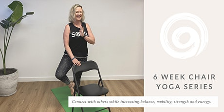 6 Week Chair Yoga Series tickets