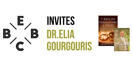 EBBC invites Dr. Elia - The Happiness Doctor tickets