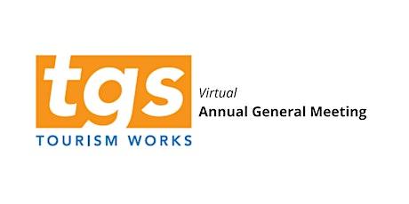 TGS Virtual AGM tickets
