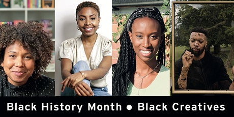 THRIVE Hachette's Black History Month - Black Creatives tickets