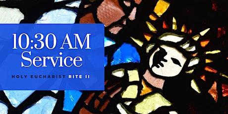 10:30 am Service November 8