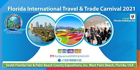Florida International Travel & Trade Carnival 2021 tickets