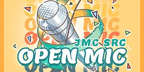 JMC SRC Open Mic Night tickets