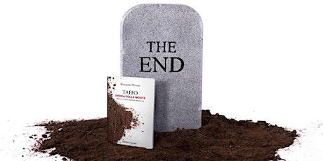 Presentazione del libro: TAFFO. Ironia della morte. biglietti