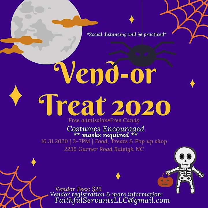 Halloween Vend-or Treat image