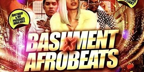 Bashment X Afrobeats - Halloween Edition tickets