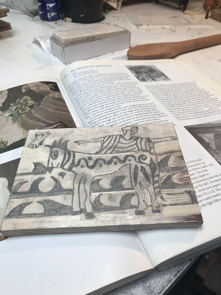 printmaking in a day! image