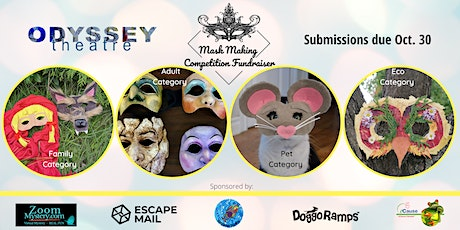 Odyssey Theatre Mask Making Competition