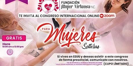 I Congreso Internacional De Mujeres Solteras tickets