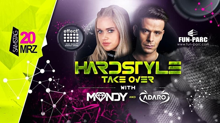 Hardstyle Take Over with  MANDY & ADARO (18+): Bild
