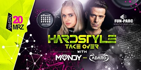 Hardstyle Take Over with  MANDY & ADARO (18+) tickets