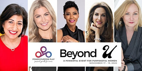 Beyond U - A Powerful Event for Purposeful Women tickets