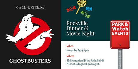 Rockville Dinner & Movie Night tickets