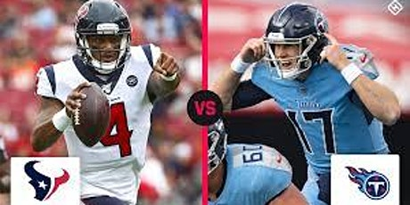 StrEams@!.Texans V Titans LIVE ON FReE tickets