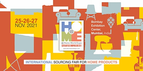 @HOME World Expo - Future Living tickets