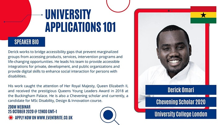 Guide to University Applications 101 image