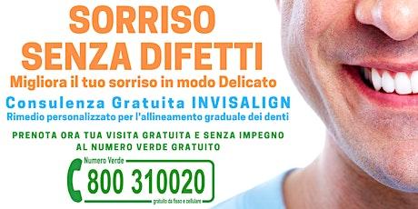"""OPEN DAY """"SORRISO SENZA DIFETTI"""" biglietti"""