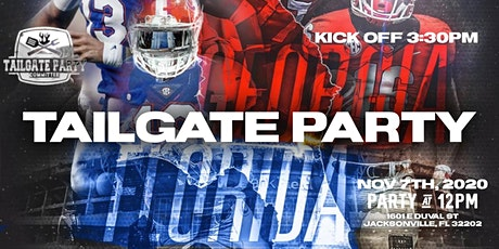 FLORIDA VS GEORGIA TAILGATE PARTY tickets