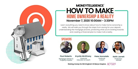 How to Make Homeownership a Reality tickets