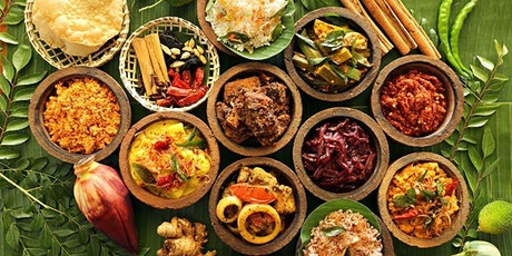 Individual or Family Size Sri Lankan Favorites! tickets