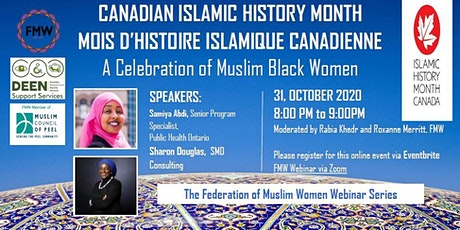 Islamic History Month - A Celebration of Muslim Black Women tickets