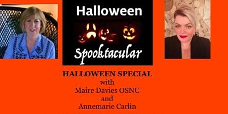 Halloween Spooktacular Evening with Spirit tickets