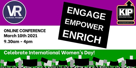 WOMEN'S CONFERENCE: ENGAGE, EMPOWER, ENRICH​ tickets