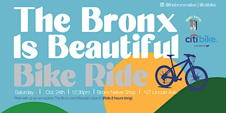 The Bronx is Beautiful Bike Ride tickets
