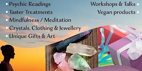 Online Wellbeing/Mind Body Spirit event  29th November  2020 tickets