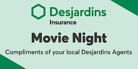 Desjardins Insurance Movie Night (5Drivein) tickets