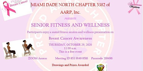 Senior Fitness and Wellness tickets