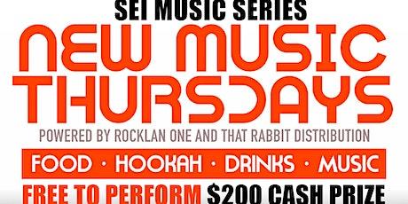 SEI Music Series - New Music Thursdays (Atlanta) tickets