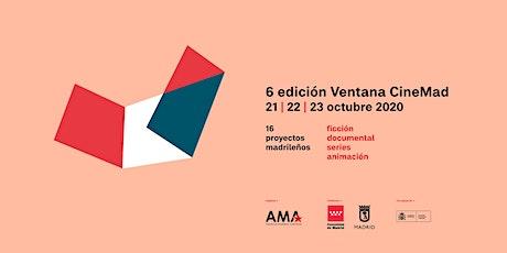6ª edición Ventana CineMad tickets