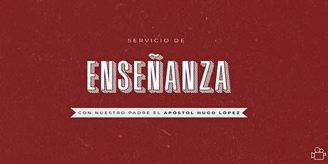 Servicio de Enseñanza tickets