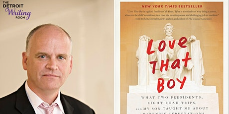 Detroit Writing Room Book Club ft. Ron Fournier tickets