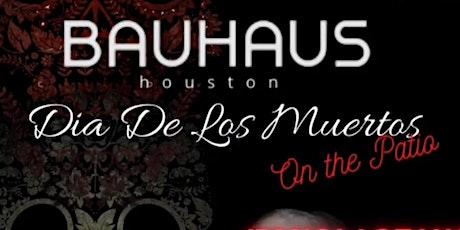 Dia De Los Muertos on the Patio tickets