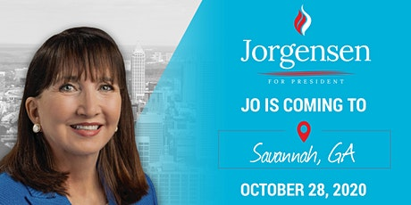 Policy Panel Discussion with Dr. Jo in Savannah, GA tickets