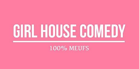 Girl House Club (100% meufs) ~  24 Octobre - 18:00  ~ @JuicyPopRestaurant billets