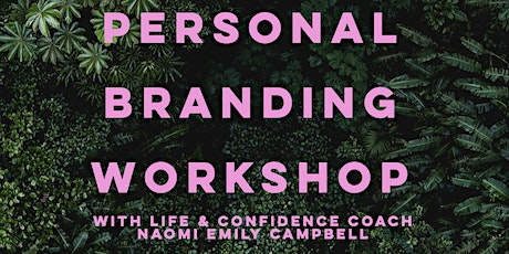 What's your Personal Brand? tickets