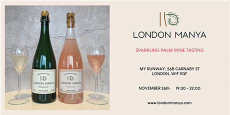 London Manya - Batch 2 Tasting event tickets