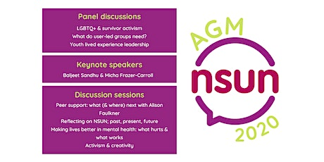 NSUN Members' Event and AGM 2020 tickets