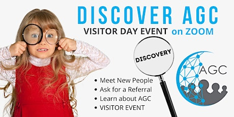 Discover AGC tickets