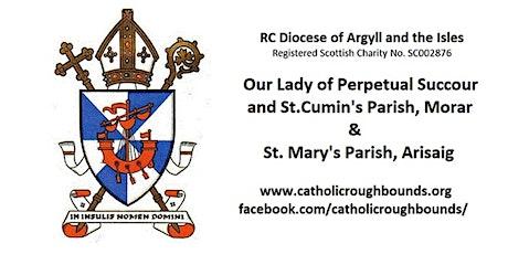 November Sunday Mass in St. Mary's RC Church, Arisaig tickets