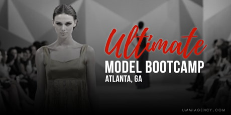 Ultimate Model Bootcamp (Ages 13 and up) tickets