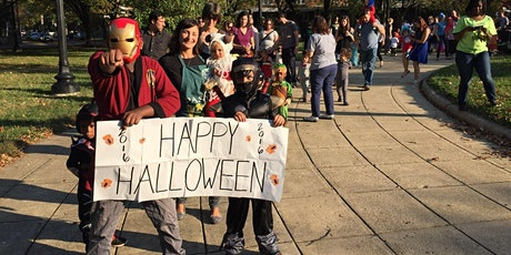 Petworth News Socially Distant Halloween Parade tickets