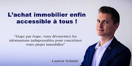 """Rediffusion : """" L'immobilier enfin accessible à tous """" billets"""
