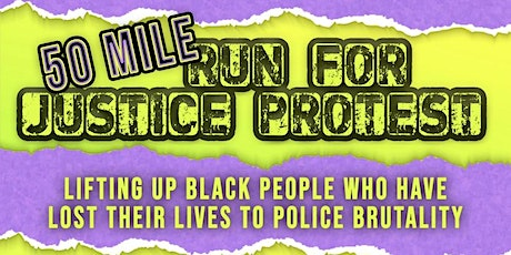 50 Mile Run for Justice- Los Angeles tickets