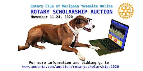 Rotary Scholarship Auction tickets