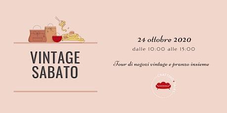 Vintage Sabato by Chatting Talks biglietti